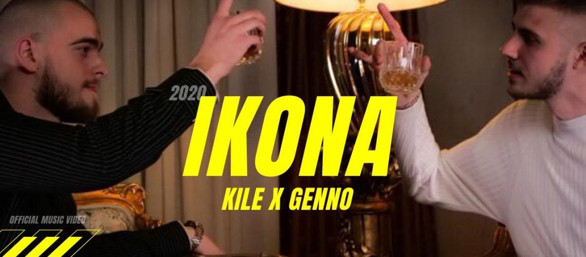 Slika koja predstavlja video spot IKONA - Kile x Genno i spada pod kategoriju Glazbeni Spotovi