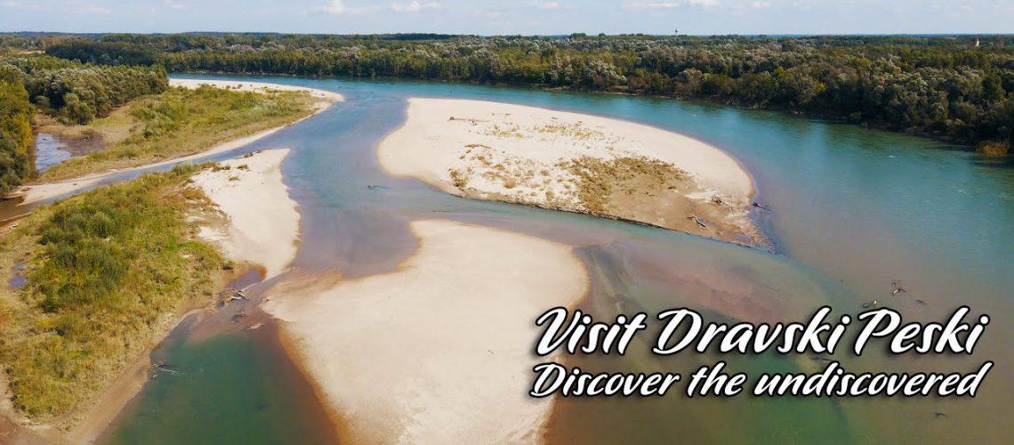 Slika koja predstavlja Dravski Peski i spada pod kategoriju Turističke Zajednice
