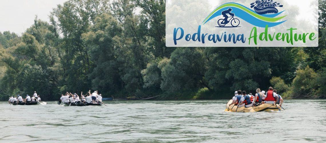 Slika koja predstavlja Podravina Adventure i spada pod kategoriju Turističke Zajednice